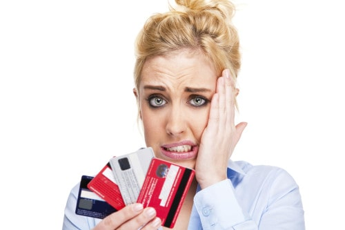 5 Reasons Why You Are Still Stuck Knee- Deep in Credit Card Debt