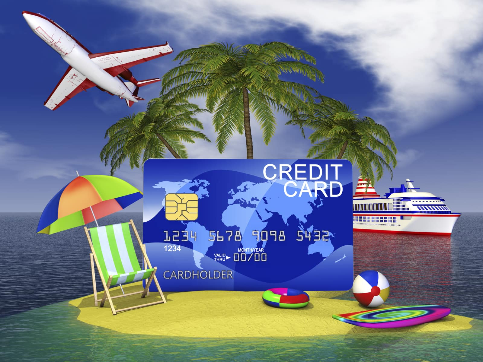 A Few Summer Credit Card Blunders And How To Avoid Them
