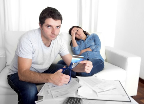 What Can You Do When Your Partner Refuses to Save Money?