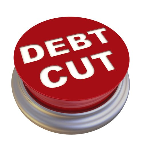 Seven steps to cutting debt
