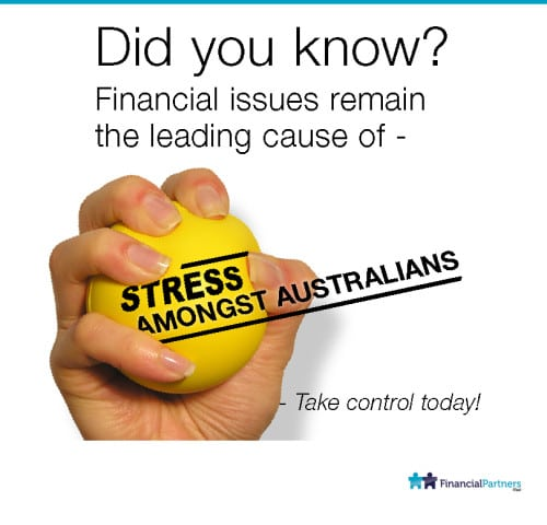 Did you know? Financial issues remain the leading cause of STRESS.. Take control today!
