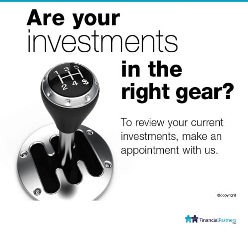Are your Investments in the right gear?