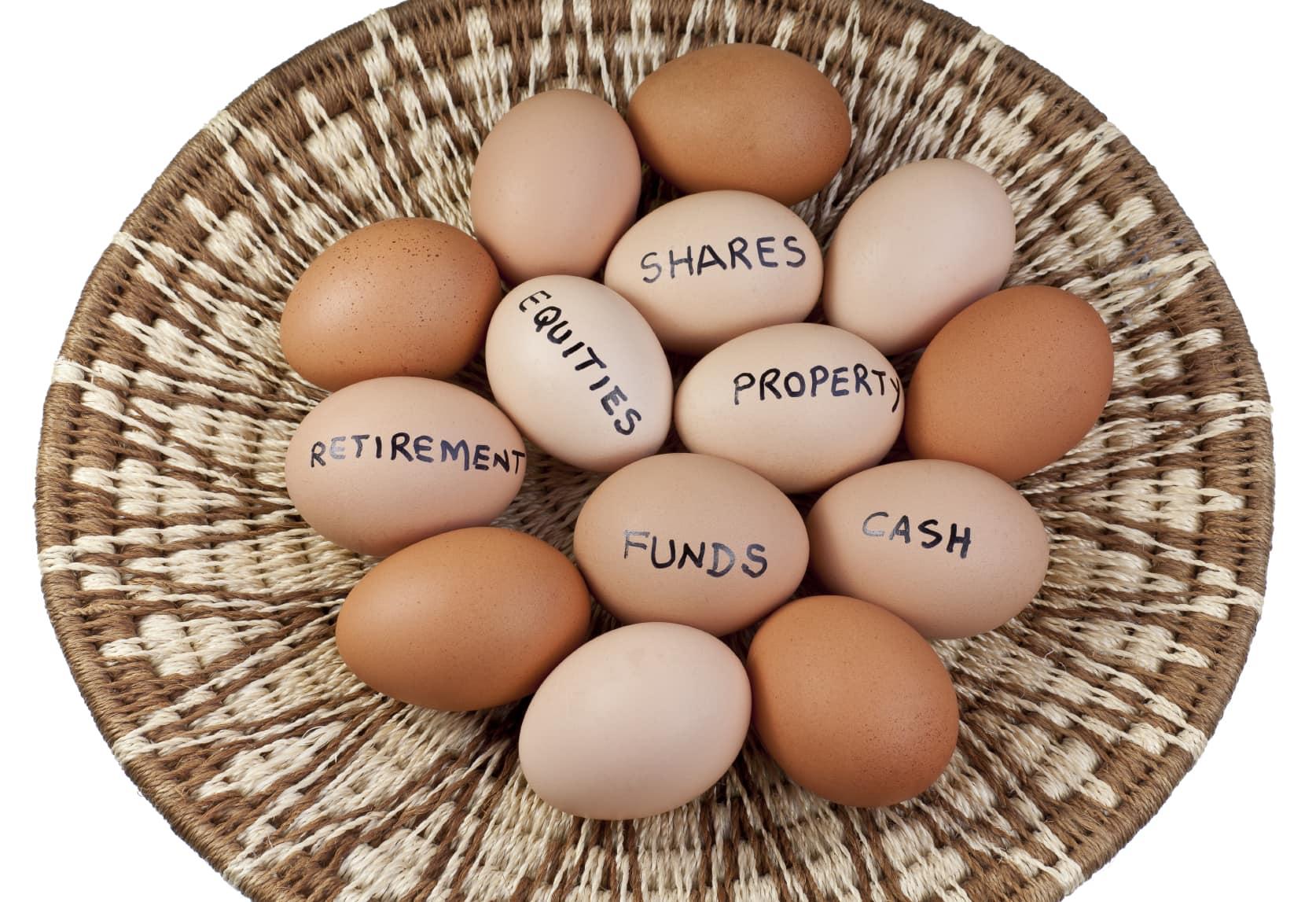 Four tactics to build an investment portfolio