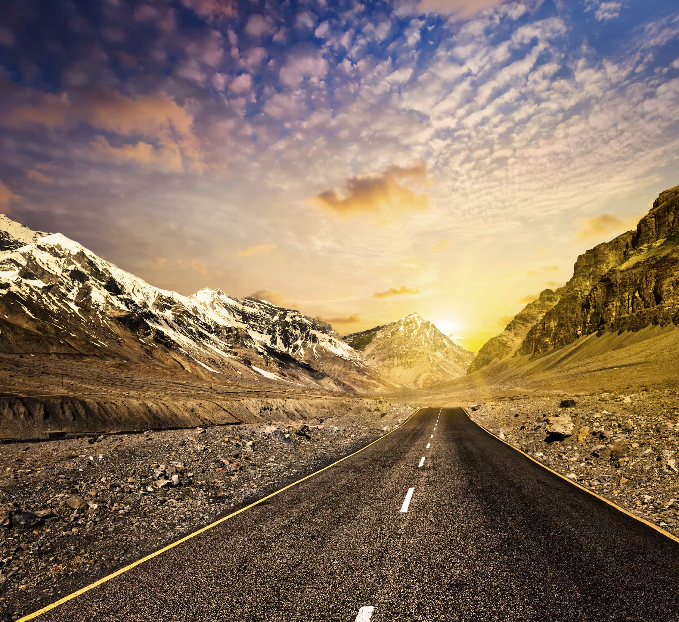 The Road Next Travelled