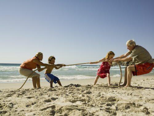 Grandparents unsung childcare heroes
