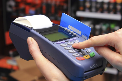 Are we becoming a cashless society?