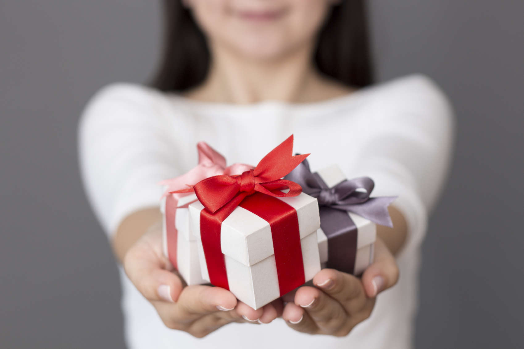 Isn't it better to give than to receive?