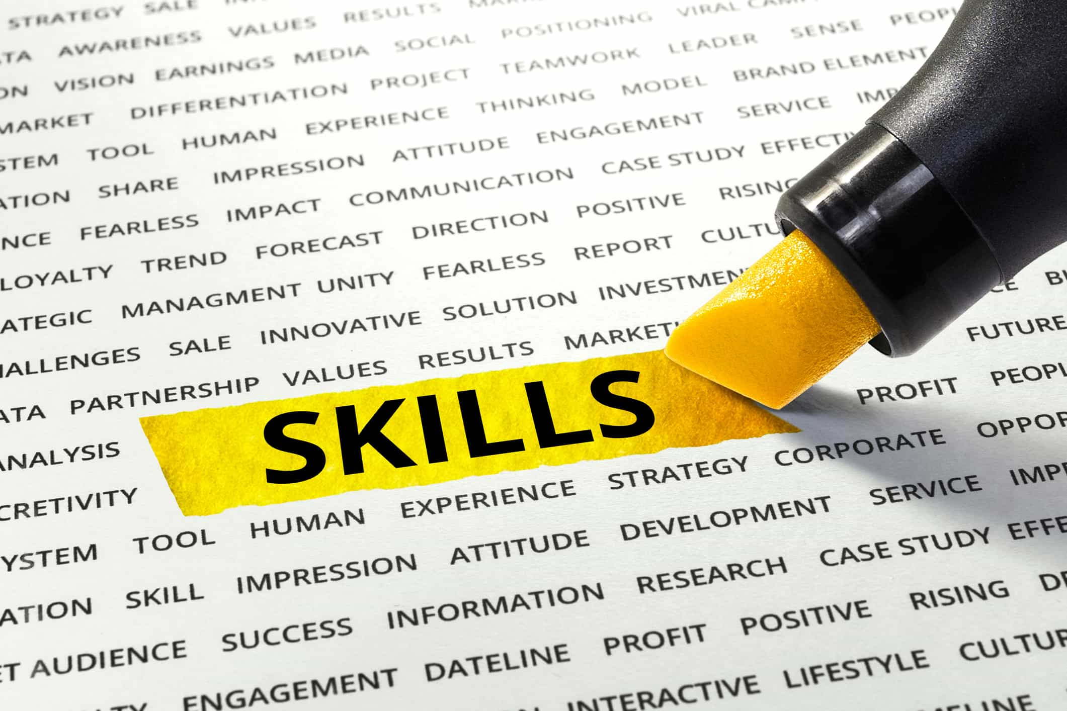 Tips for success in a competitive job market