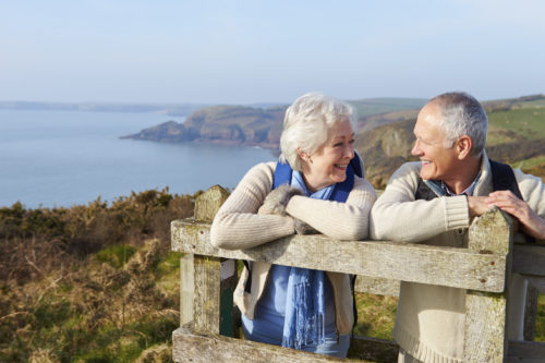 How do transition to retirement strategies work?
