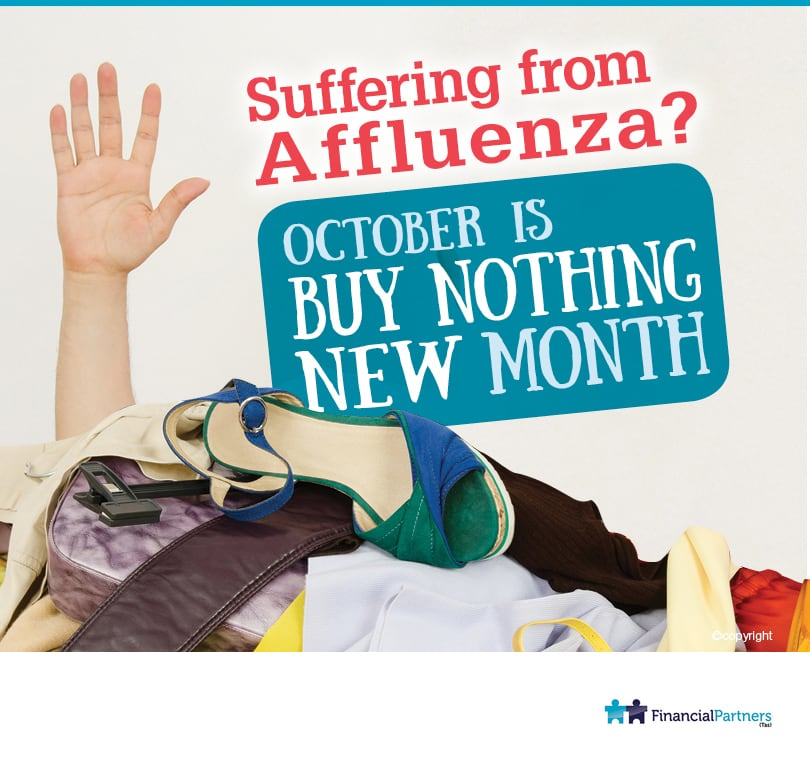 Suffering from Affluenza?