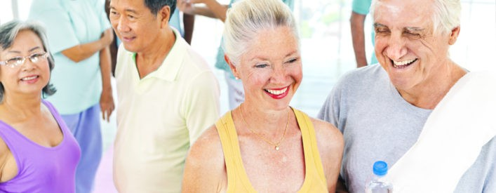 Five tips for happy healthy ageing