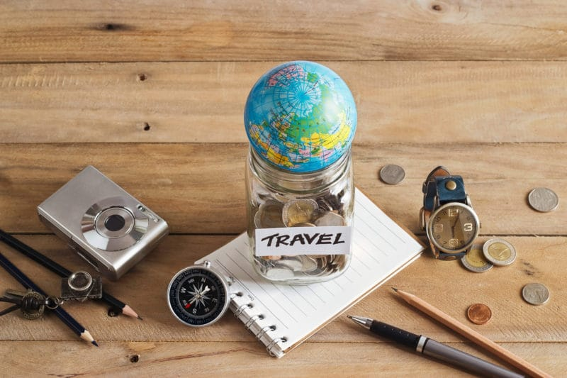 Seven tips to travel on a budget