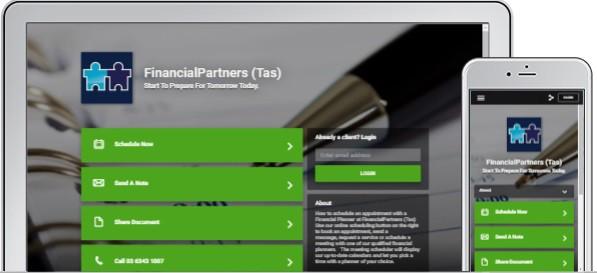 Client Portal Livesite