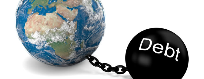The $US200 trillion global debt mountain – how big a threat is it really & what are the implications