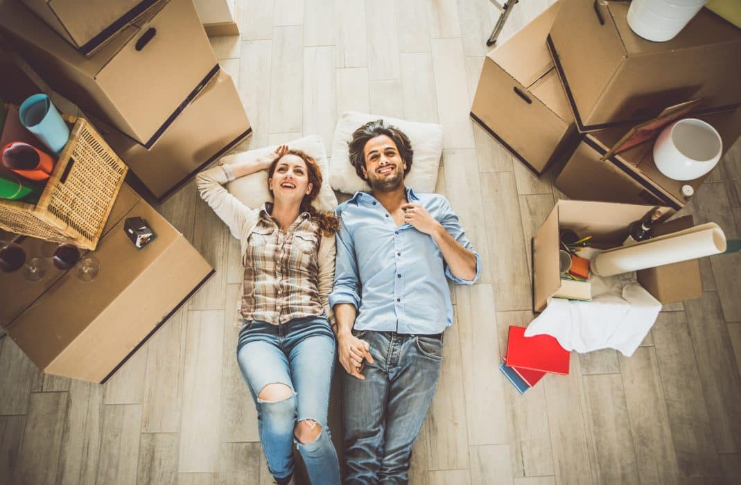 Managing your money when you move in together
