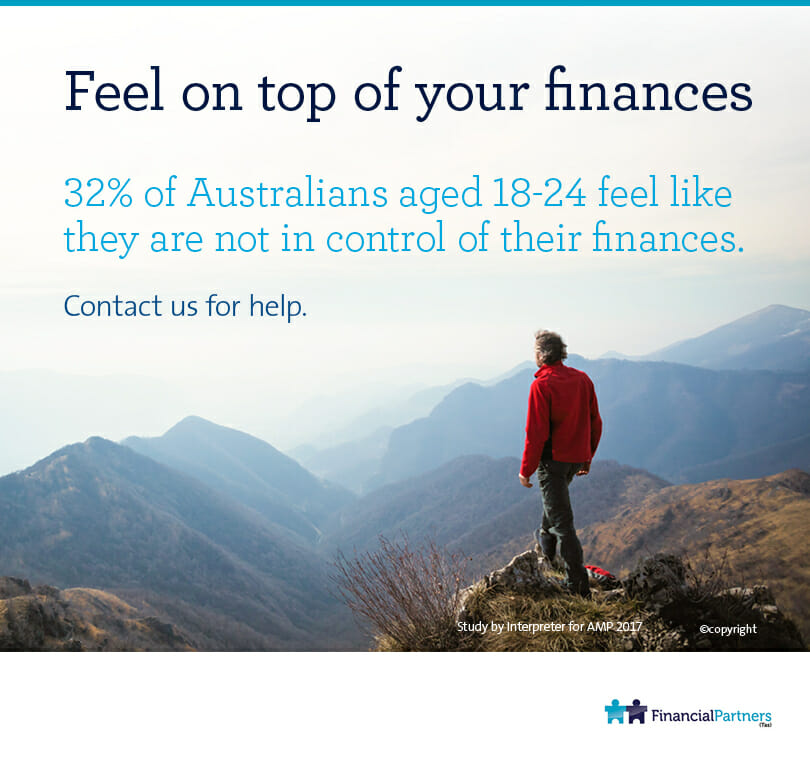 Feel on top of your finances