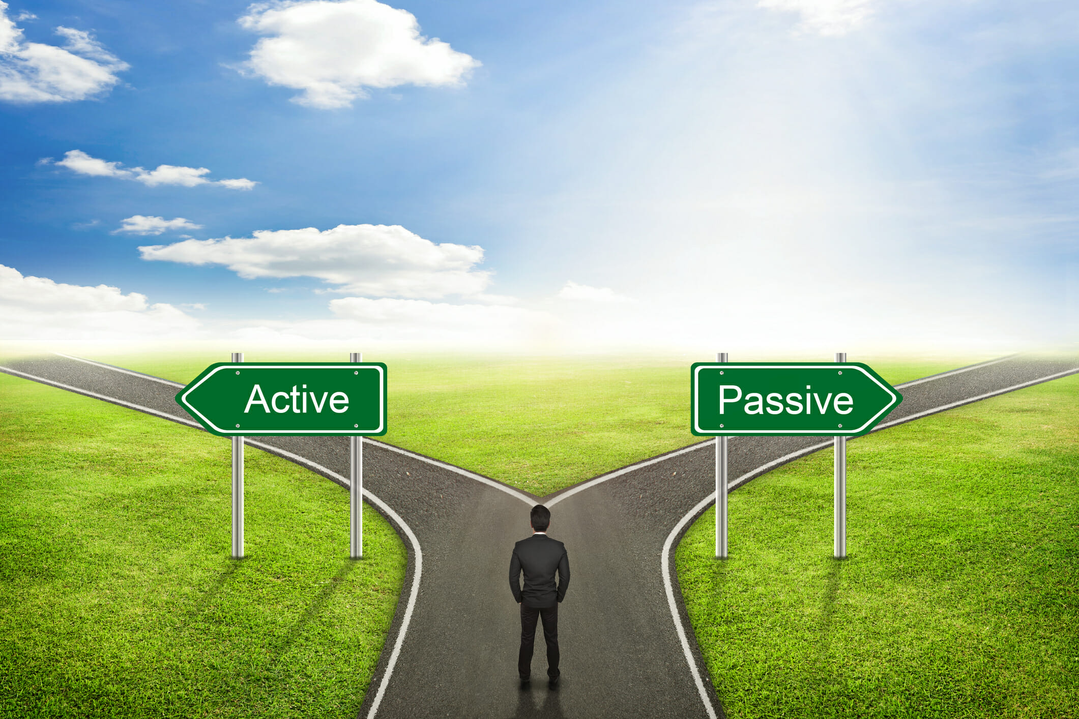 Passive Investments Have Rewards and Risks Alike