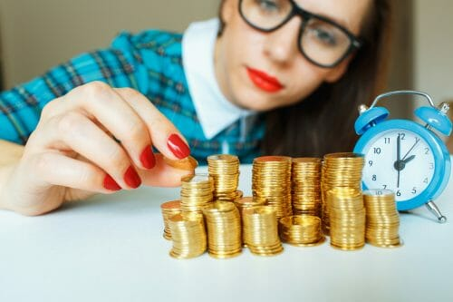 Simple money steps for women