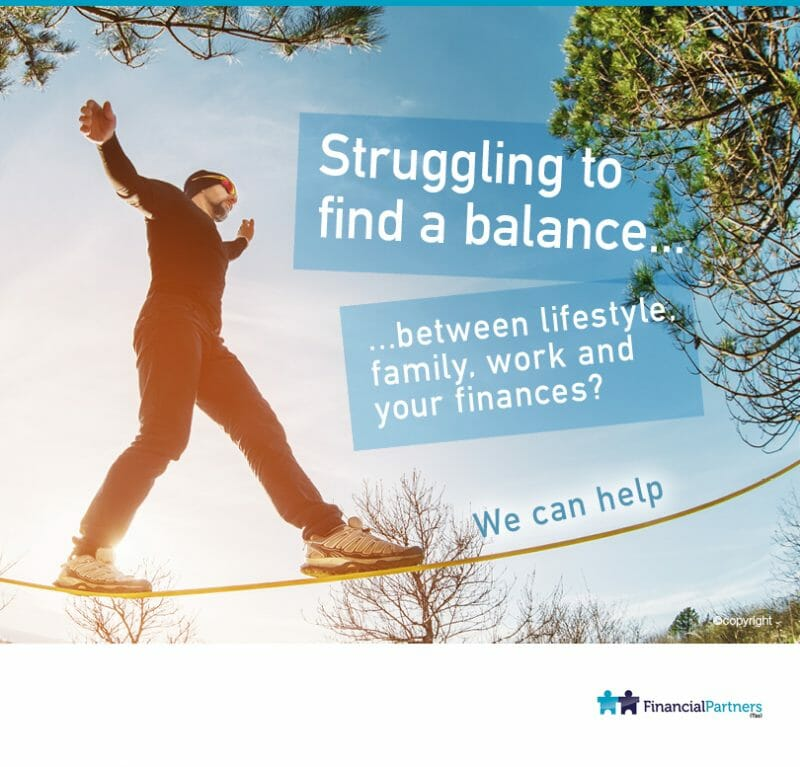 Struggling to find a balance?