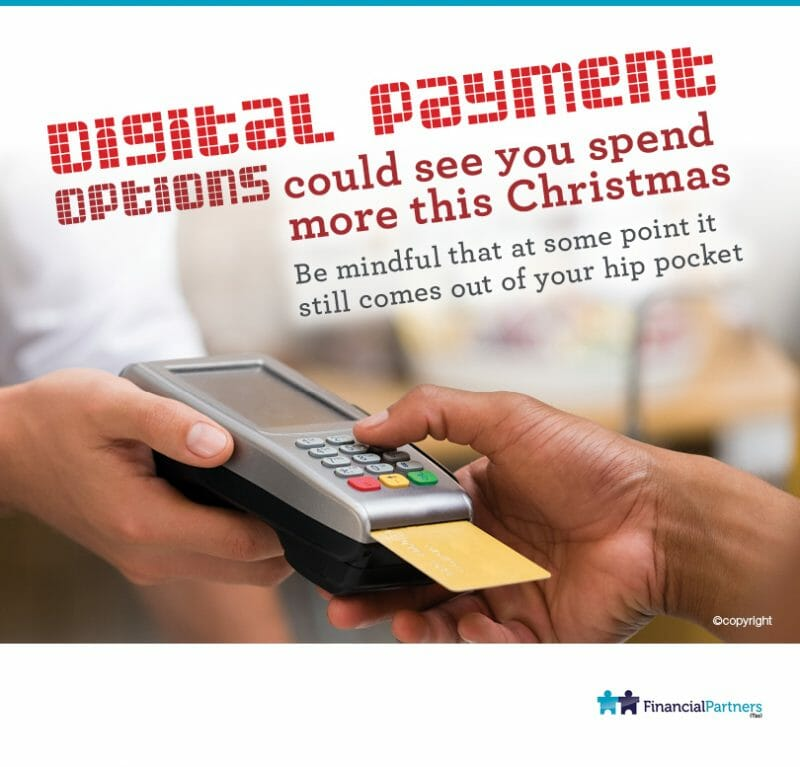 Digital payments could see you spend more this Christmas