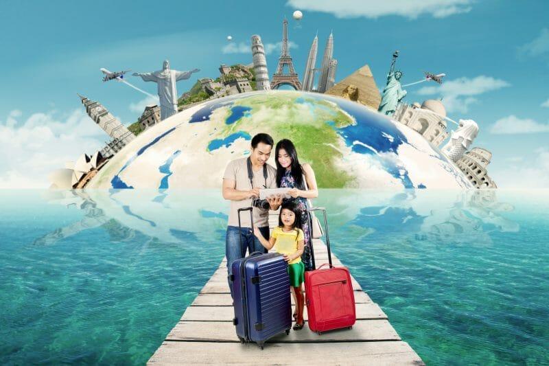 The tourism trade