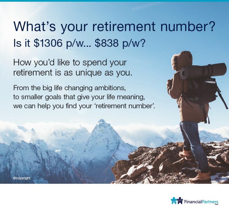 What's your retirement number?