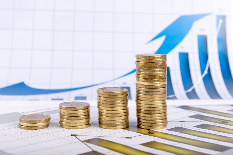 Reinvest income to increase total returns