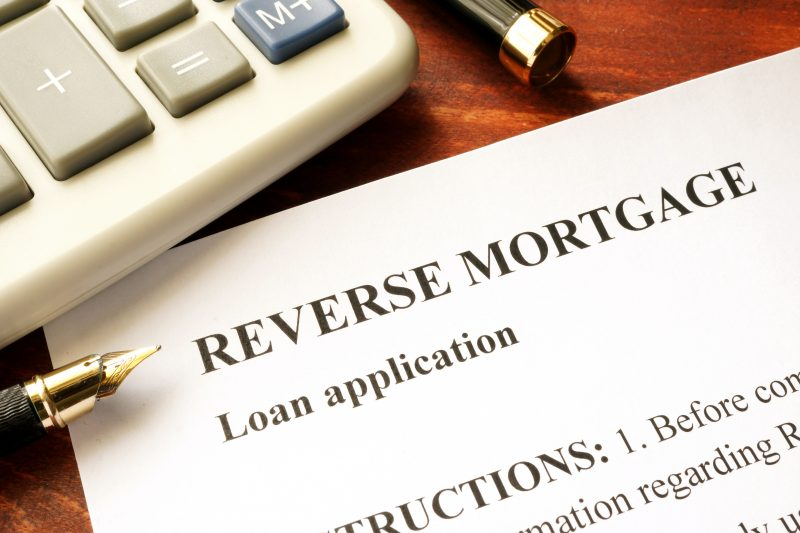 Reverse mortgages - A solution to the asset rich, cash poor trap