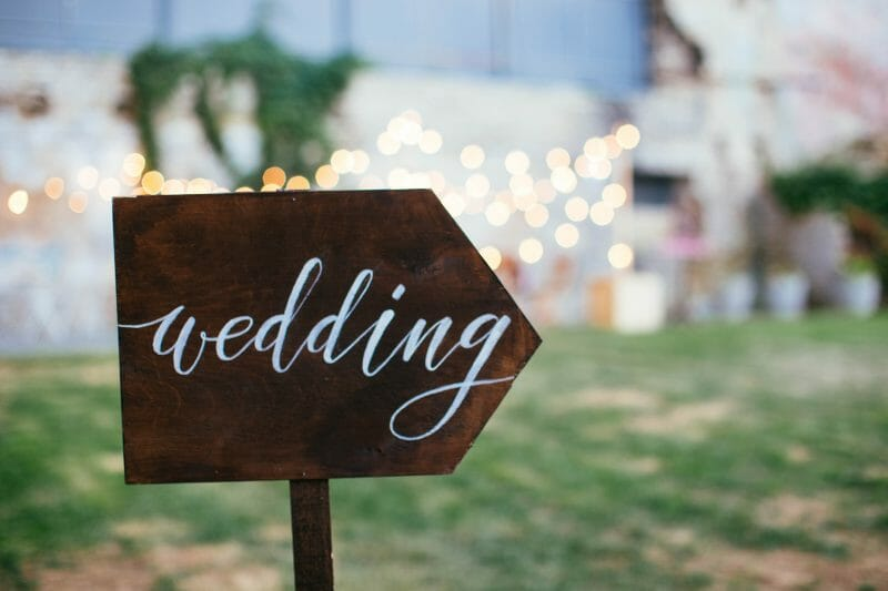 Five important issues to consider before tying the knot