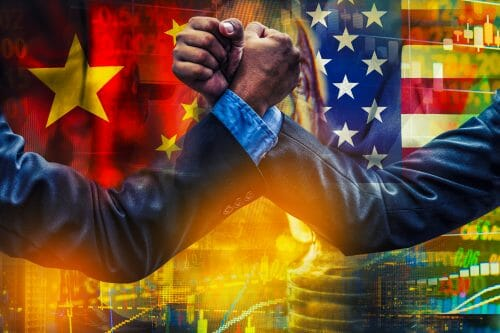 Share market volatility – Trump and trade war risks