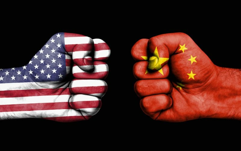 Share market volatility - Trump and trade war risks