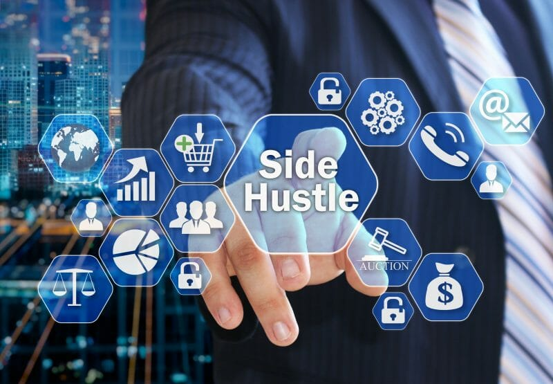 What's your side hustle?