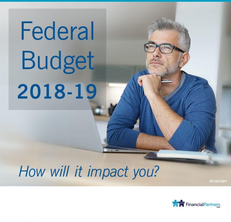 Federal Budget 2018 -2019