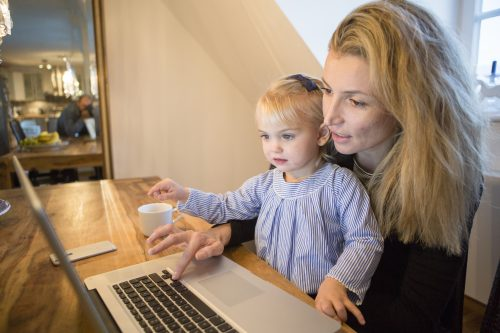 The future for working mothers