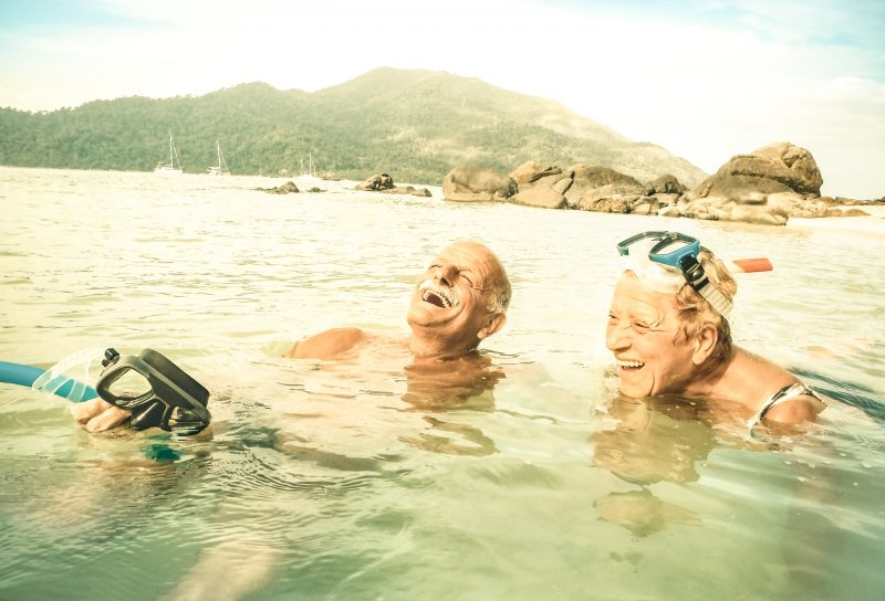 Retirement travel: Holiday money saving tips