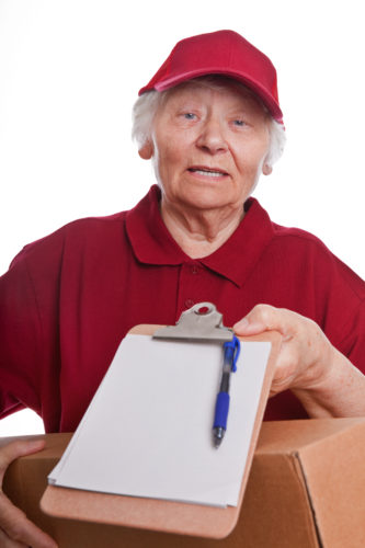Does a part-time job in retirement work for you?