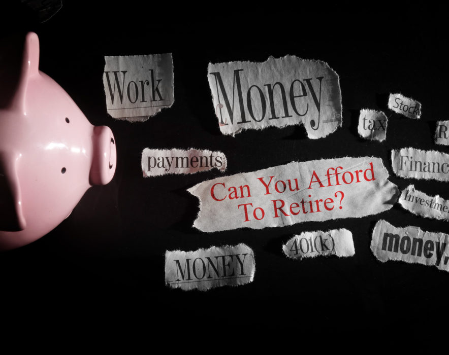 When can I afford to retire?