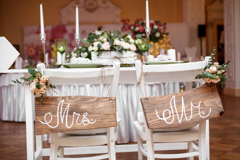 Your wedding windfall