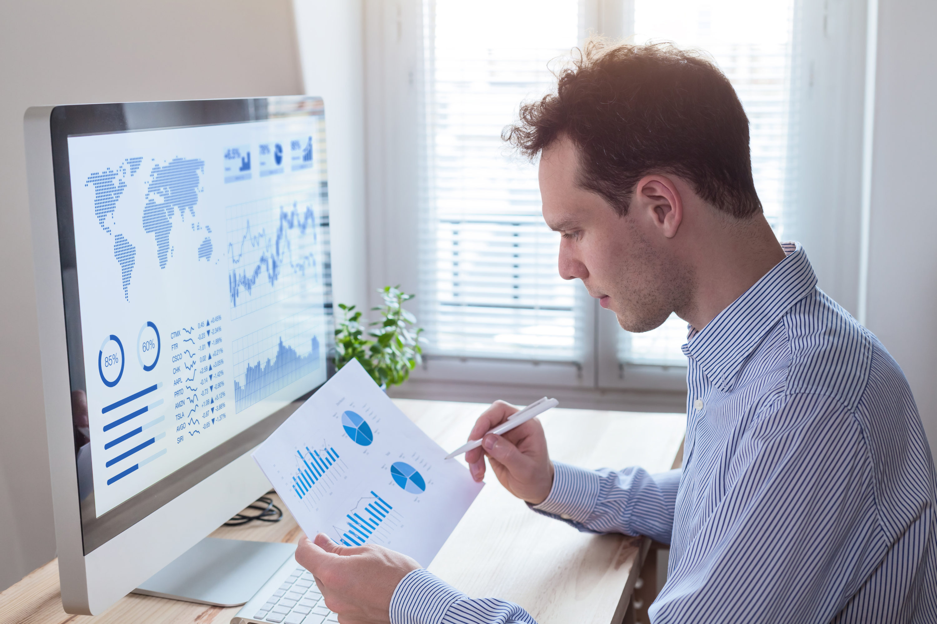 Keeping tabs on your super investments
