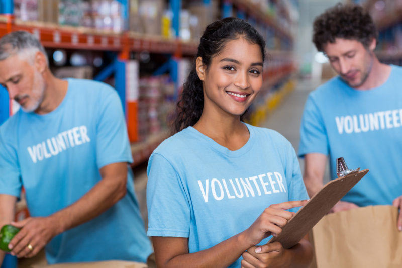 Philanthropy – not just for millionaires
