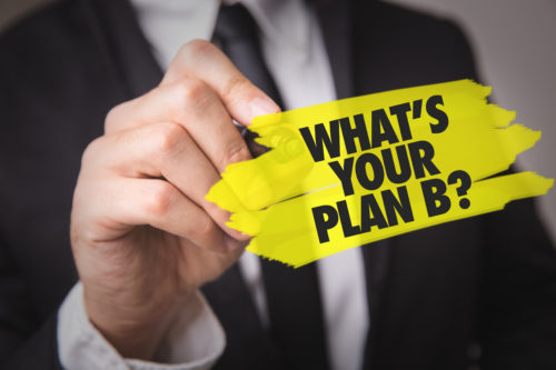 As a small business owner, do I need a Plan B for retirement? (Video)