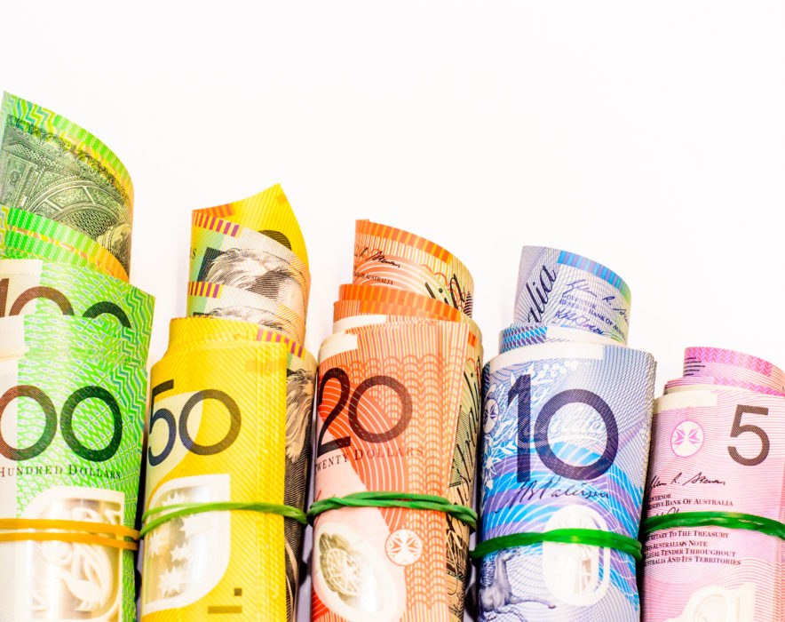 How do Aussies feel about their finances?
