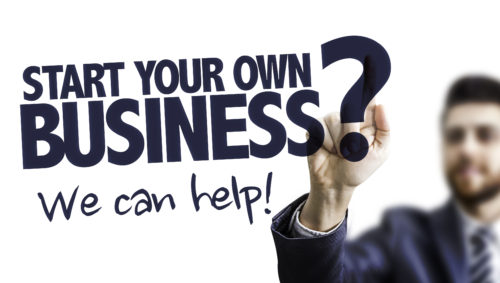 Getting in shape to start your own business