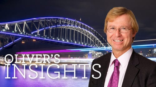 Olivers Insights - By Shane Oliver