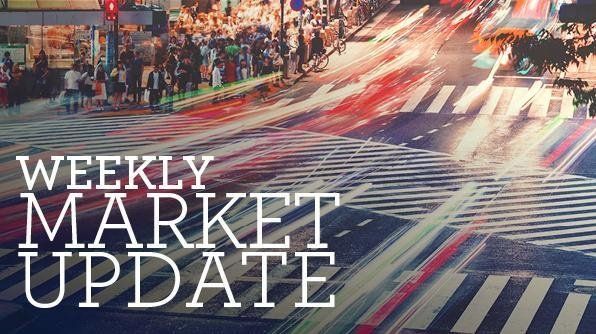 Weekly Market Update 1 June 2018