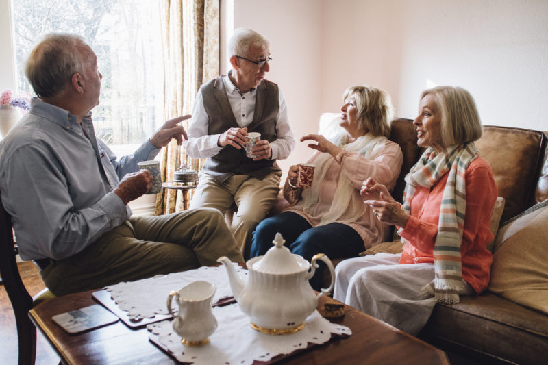 5 tips for a stress-free conversation about your Will