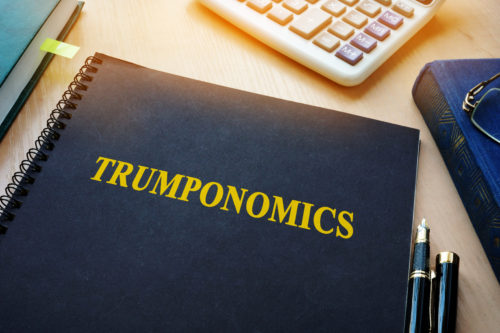 Trumponomics and investment markets