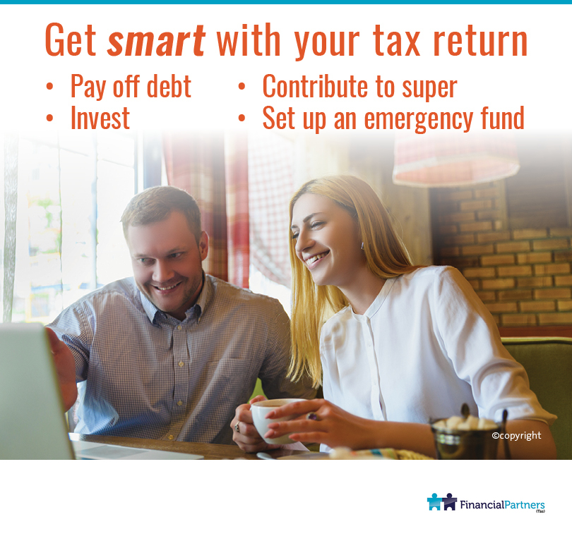 Get smart with your tax return