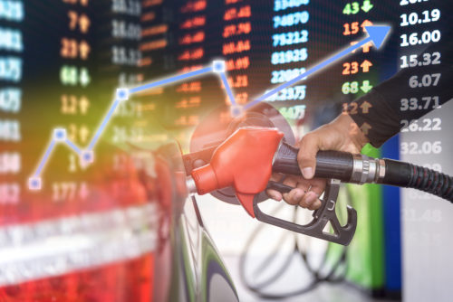 What's happening to oil prices?