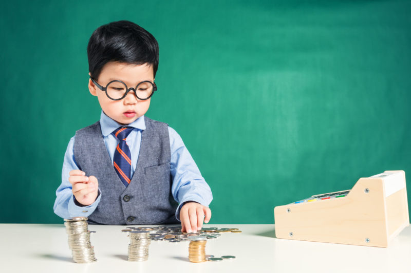 When to start talking money with kids
